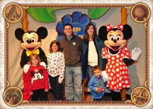 The Mouse Planner and Family