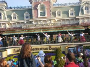 Magic Kingdom Opening Ceremony