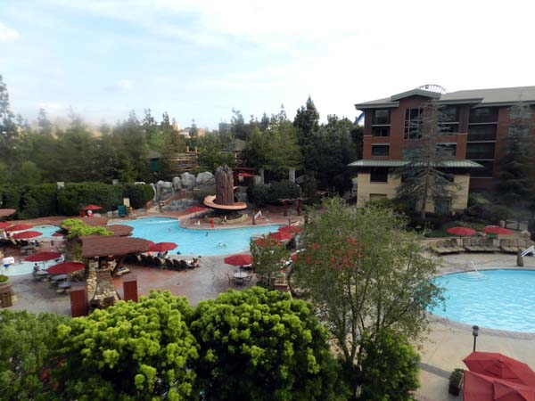 Grand Californian Hotel Pool 2