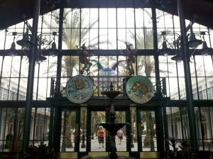 The Lobby at Disney's Port Orleans Resort - French Quarter