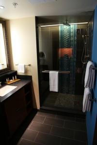 Polynesian DVC Villas Deluxe Studio Room 2nd Bathroom