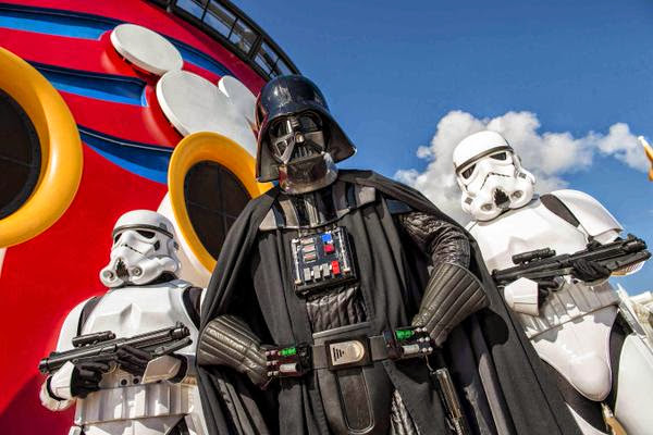 Star Wars on Disney Cruise Line