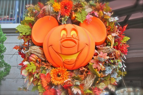 mickeys not so scary Halloween party 2016
