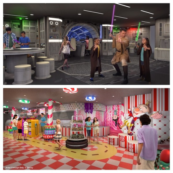 Disney Dream Enhancements