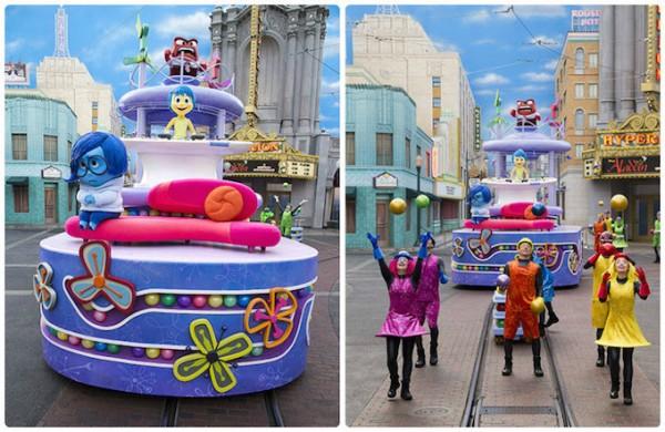 Inside Out Pre Parade