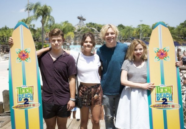 Teen Beach 2 Beach Party