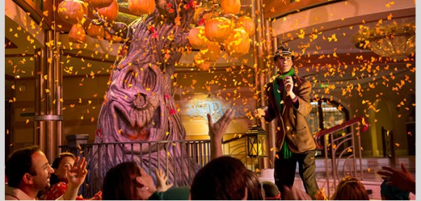 Halloween Sailings on Disney Cruise Line