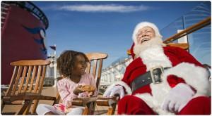 Christmas on Disney Cruise Line