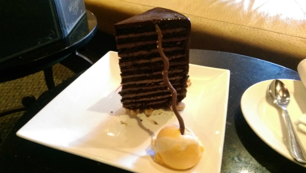 24 Layer Chocolate Cake