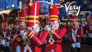 Mickey's Very Merry Christmas Party 2015