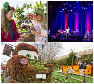 2016 Epcot Flower & Garden Festival