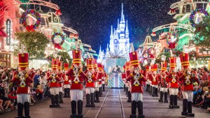 Mickey's Very Merry Christmas Party 2016 Dates