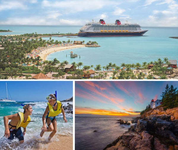 Disney Cruise Line Fall 2017 Itineraries