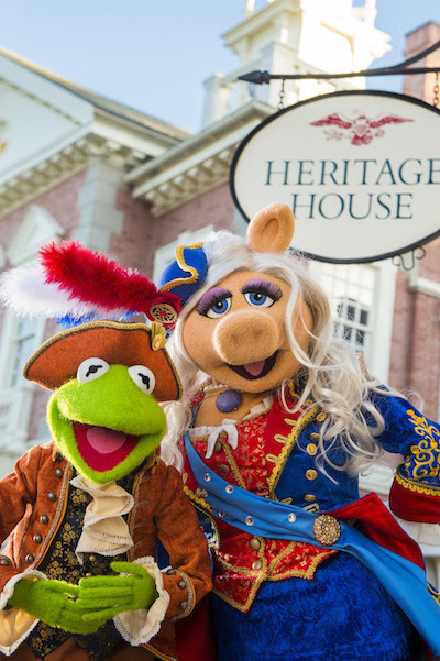 Muppets in the Magic Kingdom