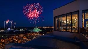 2016 New Year's Eve at Walt Disney World