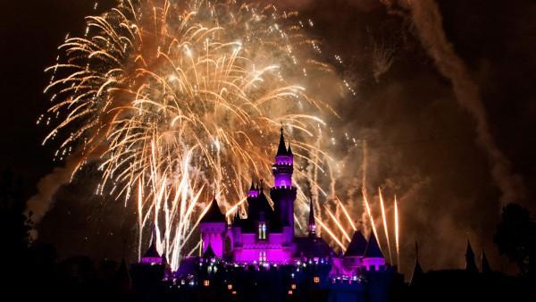 Remember...Dreams Come True Fireworks