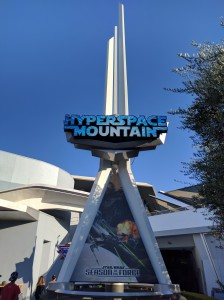 Season of the Force Hyperspace Mountain
