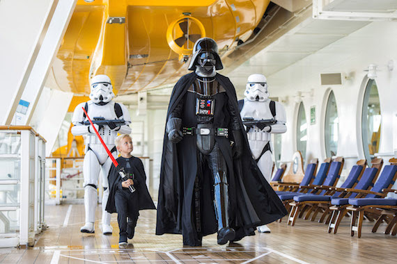 Star Wars Day at Sea 2018