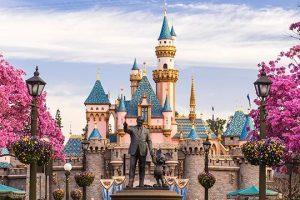 Disneyland Partners Statue
