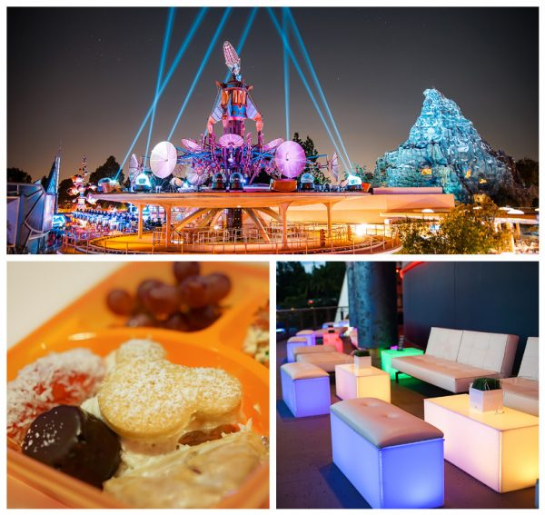 Tomorrowland Skyline Lounge