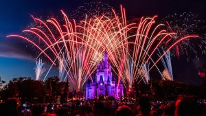 Walt Disney World 4th of July