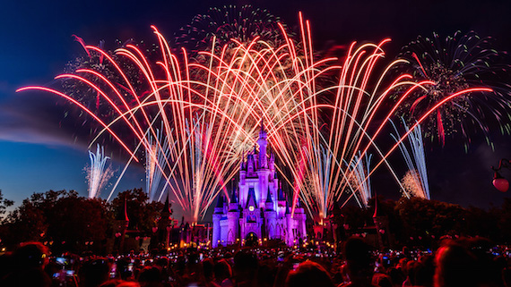 Walt Disney World 4th of July