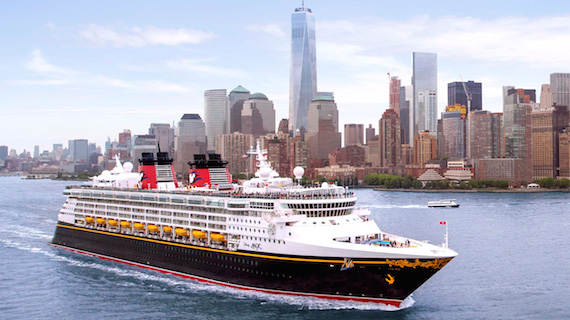Disney Cruise NYC