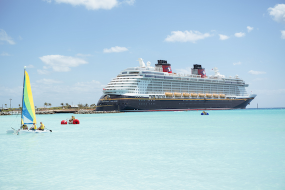 Disney Cruise Onboard Credit