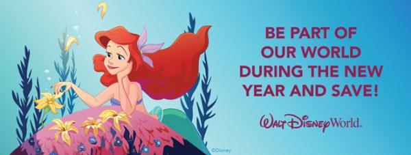 Save up to 25% at Walt Disney World
