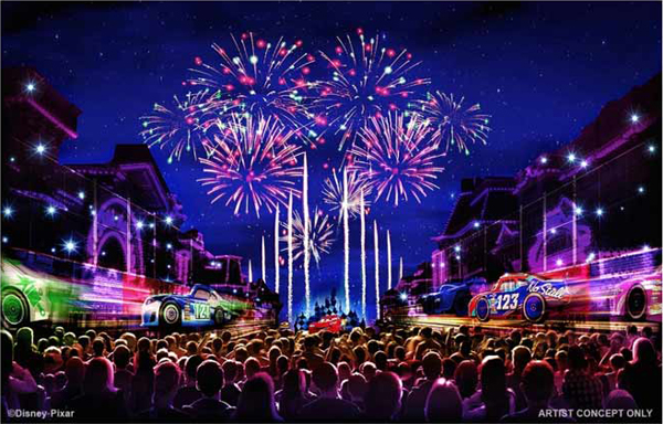 Pixar Fest Together Forever Concept Art