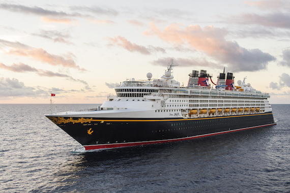Disney Magic at Sea