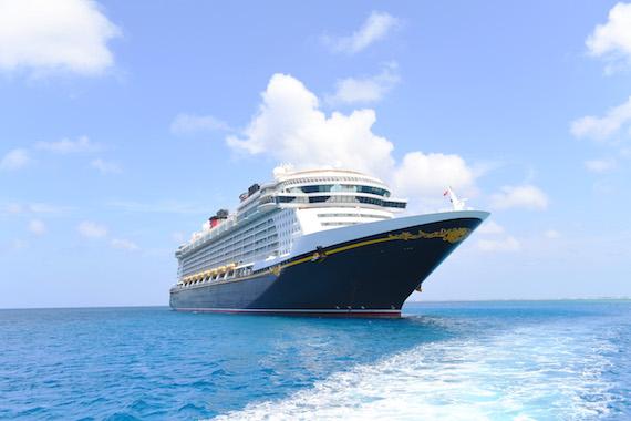 Disney Cruise Line Half Deposit Offer