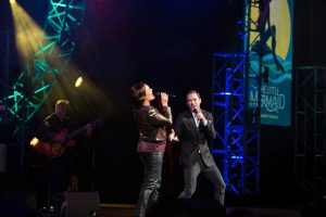 Epcot International Festival of the Arts Disney on Broadway Concert