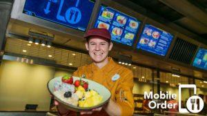 Mobile Order at Walt Disney World