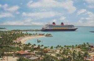 Disney Cruise Line Castaway Cay