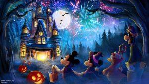 Mickey's Not So Scary Halloween Party 2020