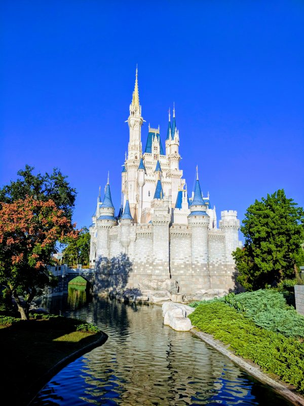 Cinderella Castle at Walt Disney World Resort
